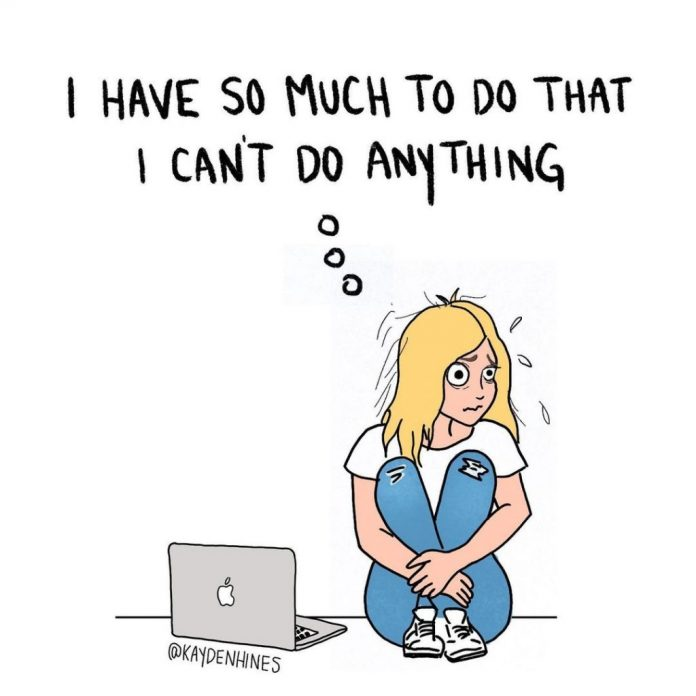 Artist's 20 Hilariously Honest Comics Show The Struggles Of Being A Girl In Everyday Life