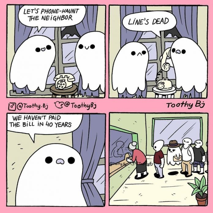 30 Laugh-Out-Loud Comics For Fans Of Dark And Deep Humor (NEW COMICS)